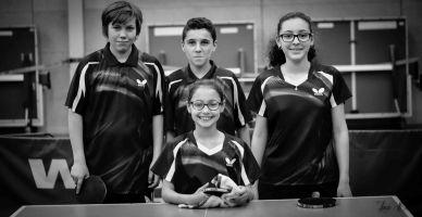 Championnat des jeunes - cadets et Clara