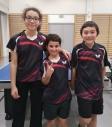 Championnat des Jeunes, les minimes