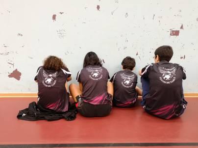 N°4 : l'équipes filles, dos au mur pour le maintien !