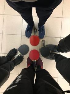 N°5 : l'équipe 1 qui a joué comme ses pieds !