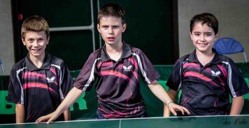 Malo - titres du championnat des jeunes